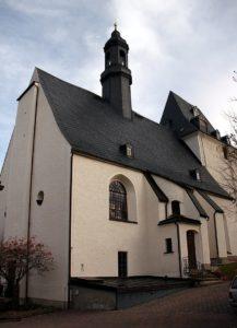 Kirche Ehrenfriedersdorf
